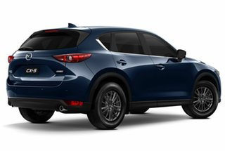 2020 Mazda CX-5 KF4WLA Touring SKYACTIV-Drive i-ACTIV AWD 6 Speed Sports Automatic Wagon.