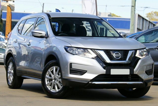 New Nissan X-Trail T32 Series III MY20 ST X-tronic 2WD Clarkson, 2020 Nissan X-Trail T32 Series III MY20 ST X-tronic 2WD Brilliant Silver 7 Speed Constant Variable