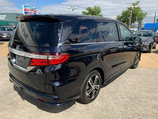 2017 Honda Odyssey RC MY17 VTi-L Blue 7 Speed Constant Variable Wagon