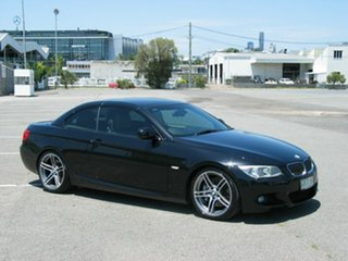 2011 BMW 335i E93 MY11 M Sport Black 7 Speed Auto Direct Shift Convertible