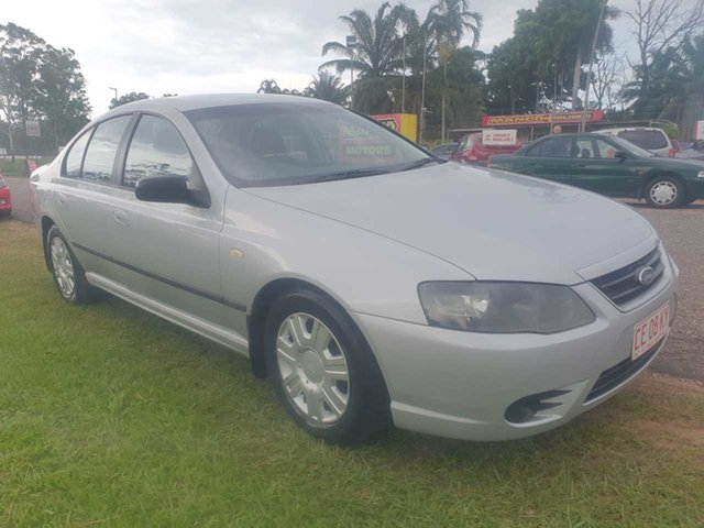 Used Ford Falcon BF Mk II XT Pinelands, 2007 Ford Falcon BF Mk II XT 4 Speed Sports Automatic Sedan