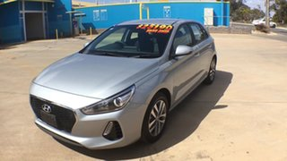 2019 Hyundai i30 PD2 MY20 Active Typhoon Silver 6 Speed Sports Automatic Hatchback