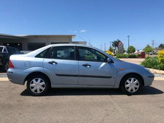 2005 Ford Focus LS CL Silver 5 Speed Manual Sedan