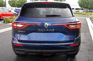 2017 Renault Koleos Blue Wagon