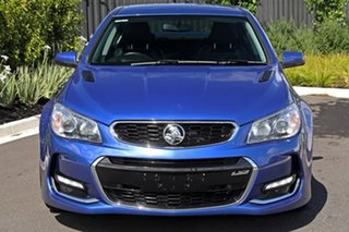 2017 Holden Commodore Blue Sedan