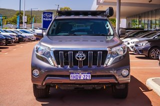 2017 Toyota Landcruiser Prado GDJ150R Altitude Grey 6 Speed Sports Automatic Wagon
