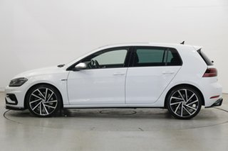 2019 Volkswagen Golf 7.5 MY20 R DSG 4MOTION Pure White 7 Speed Sports Automatic Dual Clutch.