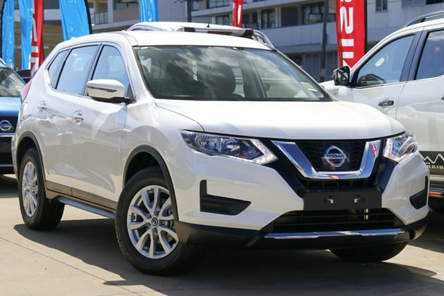 New Nissan X-Trail T32 Series III MY20 ST X-tronic 2WD Kedron, 2020 Nissan X-Trail T32 Series III MY20 ST X-tronic 2WD Ivory Pearl 7 Speed Constant Variable Wagon