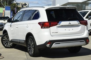 2020 Mitsubishi Outlander ZL MY21 LS 2WD Starlight 6 Speed Constant Variable Wagon.