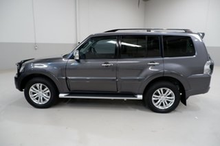 2015 Mitsubishi Pajero NX MY15 GLX Grey 5 Speed Sports Automatic Wagon