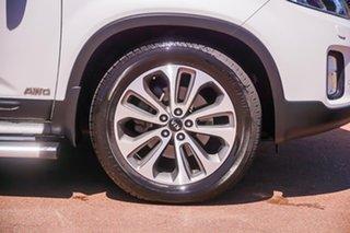 2014 Kia Sorento XM MY14 Platinum 4WD White 6 Speed Sports Automatic Wagon