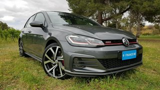 2019 Volkswagen Golf 7.5 MY19.5 GTI DSG Grey Metallic 7 Speed Sports Automatic Dual Clutch Hatchback.