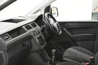 2016 Volkswagen Caddy 2KN MY16 TSI160 SWB Runner White 5 Speed Manual Van