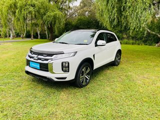 2019 Mitsubishi ASX XD MY20 Exceed 2WD 1 Speed Constant Variable Wagon.