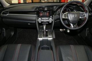 2020 Honda Civic 10th Gen MY20 RS Modern Steel 1 Speed Constant Variable Sedan