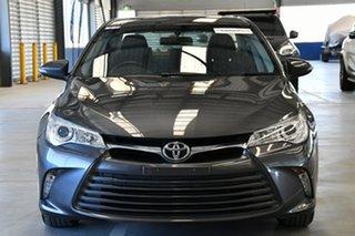 2015 Toyota Camry ASV50R MY15 Altise Graphite 6 Speed Automatic Sedan