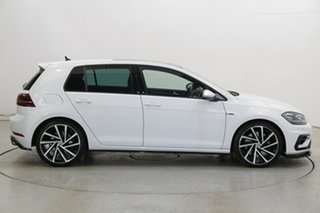 2019 Volkswagen Golf 7.5 MY20 R DSG 4MOTION Pure White 7 Speed Sports Automatic Dual Clutch