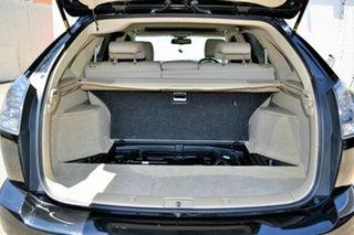 2007 Lexus RX MHU38R RX400h Black 1 Speed Constant Variable Wagon Hybrid