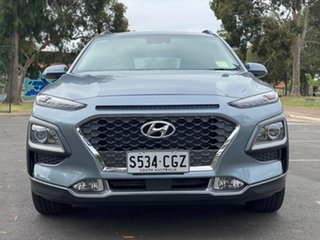 2020 Hyundai Kona OS.3 MY20 Elite 2WD Lake Silver 6 Speed Sports Automatic Wagon.