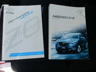 2013 Mazda CX-5 KE1071 Maxx SKYACTIV-Drive Black 6 Speed Sports Automatic Wagon