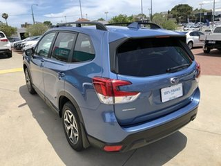 2019 Subaru Forester MY19 2.5I (AWD) Blue Continuous Variable Wagon