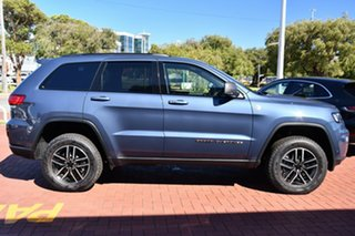 2020 Jeep Grand Cherokee WK MY20 Trailhawk Slate Blue 8 Speed Sports Automatic Wagon