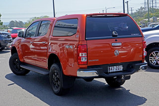 2016 Holden Colorado RG MY16 LTZ Crew Cab Orange 6 Speed Sports Automatic Utility.