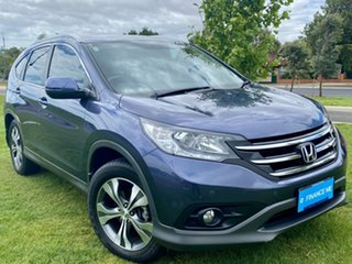 2014 Honda CR-V RM MY15 VTi 4WD Plus Grey 5 Speed Sports Automatic Wagon.