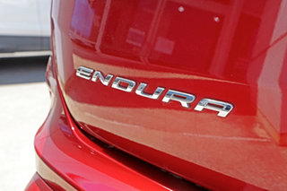 2018 Ford Endura CA 2019MY ST-Line Ruby Red 8 Speed Sports Automatic Wagon