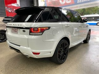 2014 Land Rover Range Rover Sport L494 Autobiography Dynamic White Sports Automatic Wagon