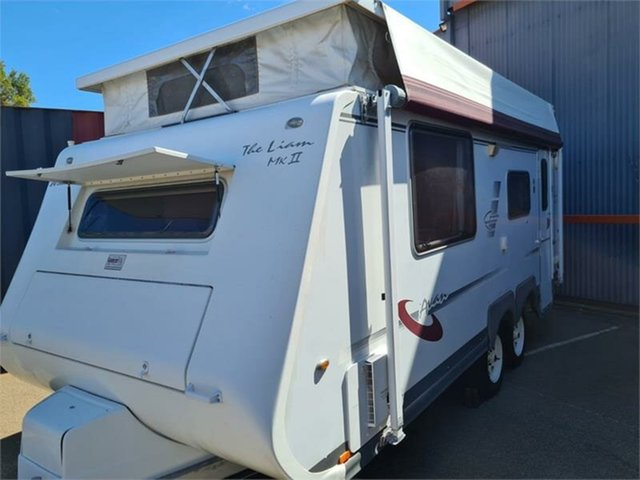Used AVAN Bellevue, 2007 AVAN THE LIAM MKII Caravan