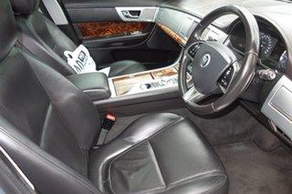 2011 Jaguar XF X250 MY12 Premium Luxury Silver 8 Speed Sports Automatic Sedan