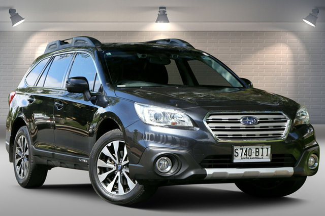 Used Subaru Outback B6A MY15 2.5i CVT AWD Nailsworth, 2015 Subaru Outback B6A MY15 2.5i CVT AWD Grey 6 Speed Constant Variable Wagon