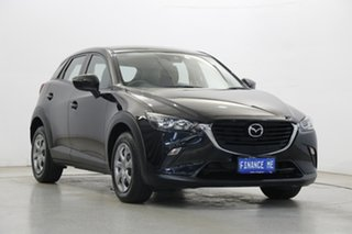2017 Mazda CX-3 DK2W7A Neo SKYACTIV-Drive Black 6 Speed Sports Automatic Wagon