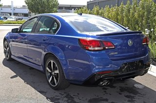 2017 Holden Commodore Blue Sedan.
