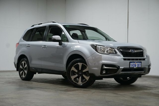 Used Subaru Forester S4 MY18 2.5i-L CVT AWD Welshpool, 2018 Subaru Forester S4 MY18 2.5i-L CVT AWD Silver 6 Speed Constant Variable Wagon
