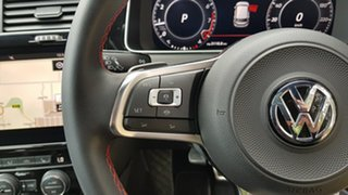 2019 Volkswagen Golf 7.5 MY19.5 GTI DSG Grey Metallic 7 Speed Sports Automatic Dual Clutch Hatchback
