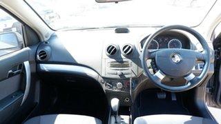 2010 Holden Barina TK MY10 Grey 4 Speed Automatic Sedan