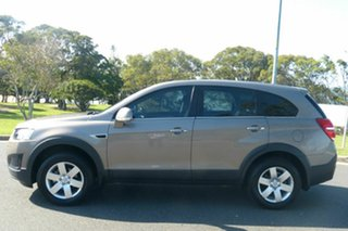 2016 Holden Captiva CG MY16 LS 2WD Brown 6 Speed Sports Automatic Wagon