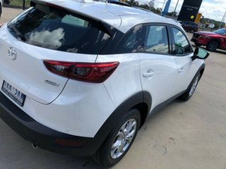 2020 Mazda CX-3 DK2W7A Maxx SKYACTIV-Drive FWD Sport Snowflake White Pearl 6 Speed Sports Automatic