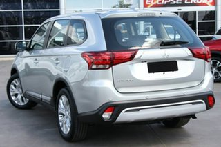 2020 Mitsubishi Outlander ZL MY21 ES 2WD Ironbark 6 Speed Constant Variable Wagon.