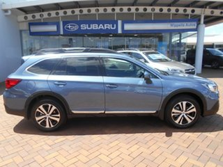 2020 Subaru Outback B6A MY20 3.6R CVT AWD Storm Grey Pearl 6 Speed Constant Variable Wagon