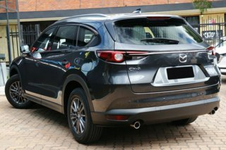2020 Mazda CX-8 KG2WLA Touring SKYACTIV-Drive FWD Jet Black 6 Speed Sports Automatic Wagon