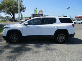 2019 Holden Acadia AC MY19 LTZ 2WD White 9 Speed Sports Automatic Wagon.