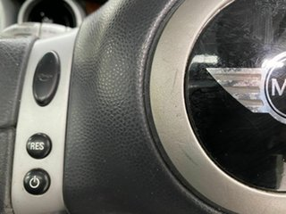 2004 Mini Hatch R50 MY05 Cooper White 5 Speed Manual Hatchback