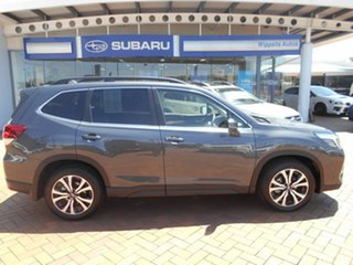 2020 Subaru Forester S5 MY21 2.5i Premium CVT AWD Magnetite Grey 7 Speed Constant Variable Wagon