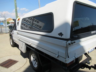 2000 Mazda Bravo B2500 DX White 5 Speed Manual Utility