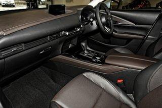 2020 Mazda CX-30 DM4WLA G25 SKYACTIV-Drive i-ACTIV AWD Touring Silver 6 Speed Sports Automatic Wagon