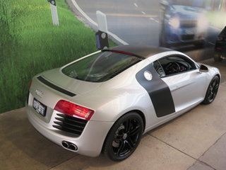 2009 Audi R8 MY09 Quattro 6 Speed Sports Automatic Single Clutch Coupe