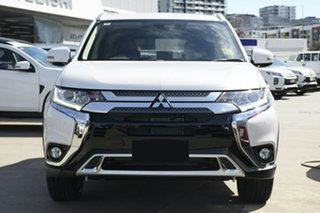 2020 Mitsubishi Outlander ZL MY21 LS 2WD Starlight 6 Speed Constant Variable Wagon